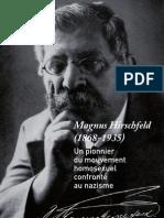 Hommage to Magnus Hirschfeld (FR)