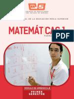 Matematicas1 Profesor