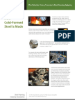 About Cold Formed Steel