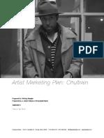 Music Marketing Plan Outline