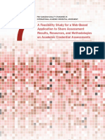 feasibililty study