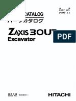 Hitachi Zx 30