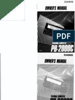 PB-2000C