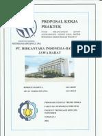 Proposal Kerja Praktek PT. Dirgantara Indonesia.pdf