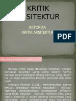 So Edit Kritik Ars