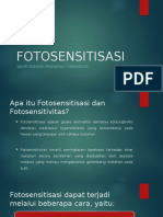 Fotosensitisas