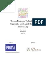 PRIMA HR Tech Report