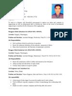 CV Jobdatul Arefin