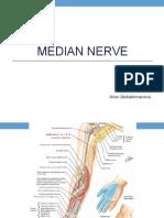 3. Median Nerve