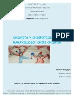 Chispita y Chispotion y su maravilloso Chispi Chispon