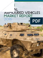 Global Armored Vehicles Market Report 2015