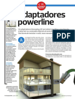 Adaptadores Powerline