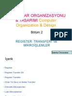 Comp Org & Design