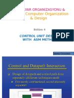 Comp Org & Des