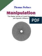 Covert Influence Mastery-Manipulation