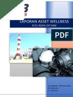 Laporan Asset Wellness Pltu Ropa April 2016 (1)