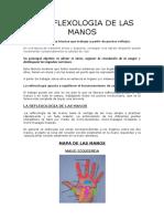 La Reflexologia de Las Manos