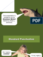 Punctuation (1)