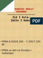 Prekeramički Neolit Jerihona Final