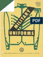 Military Uniforms