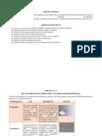 Informe Microbiologia LABORATORIO PDF