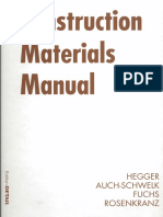 Edition DETAIL - Construction Materials Manual