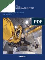 Libro Plan Satelital Argentino