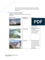 Micro Hydro Power System Assignment