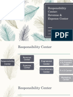 Responsibility Center