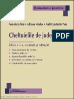 Cheltuieli de Judecata 2011