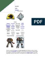 Lobos Espaciales - Wikihammer 40k