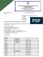144 Convocazione e Verbale Scrutinio Primaria 2009-10