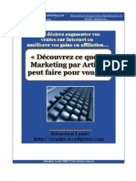 Marketing Articlef