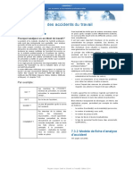 Analyse Des Accidents de Travail