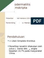 neurodemitis.pptx
