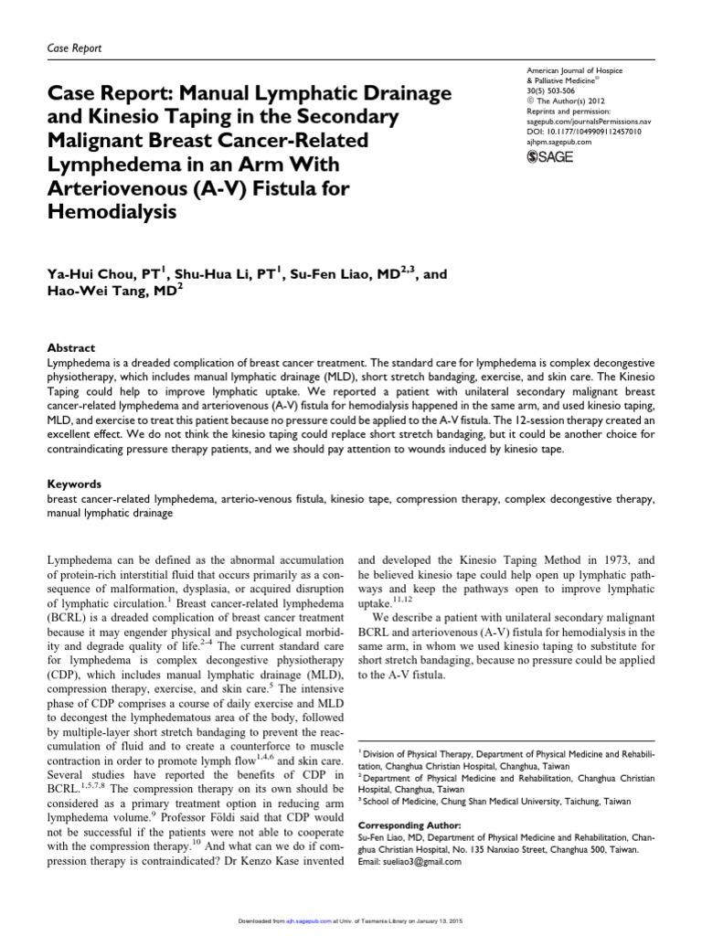 drenaje | Medicine | Clinical Medicine