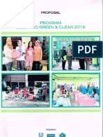 Green and Clean 2016