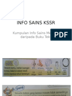 Info Menarik Sains KSSR