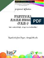 Proposal Festival Anak Sholeh 7