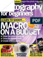 Photography for Beginners Issue 48 2015 XBOOKS