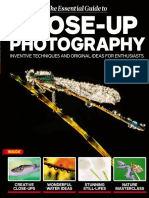 The Essential Guide to Close-Up Photography Vol.3-2015-XBOOKS