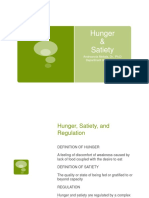Hunger and Satiety - Physiology UGM (2015)