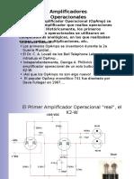 amplificadores operaciones