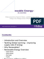 Alternative Energy – an Overview - V3