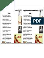 Reggaeton 2016 v3
