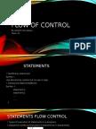 Flow of Control-Orig