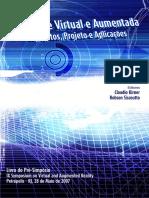 Realidade Virtual e Aumentada- Conceitos, Projeto e Aplicações