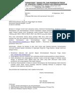 Penerimaan Proposal PKM Tahun 2016 Pendanaan Tahun 2017