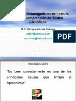 1. Estrategias Metacognitivas