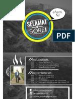 Upgrading Media (Authorized Fahmi)